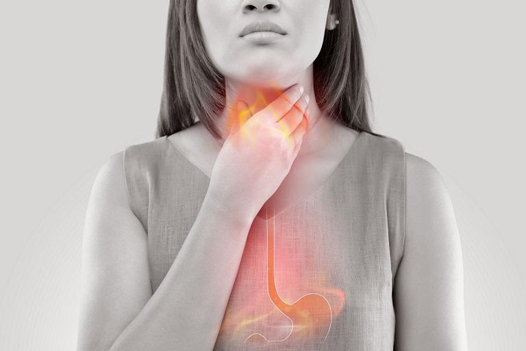 Гастроэзофагеальная рефлюксная болезнь (ГЭРБ) как следствие грыжи пищеводного отверстия диафрагмы